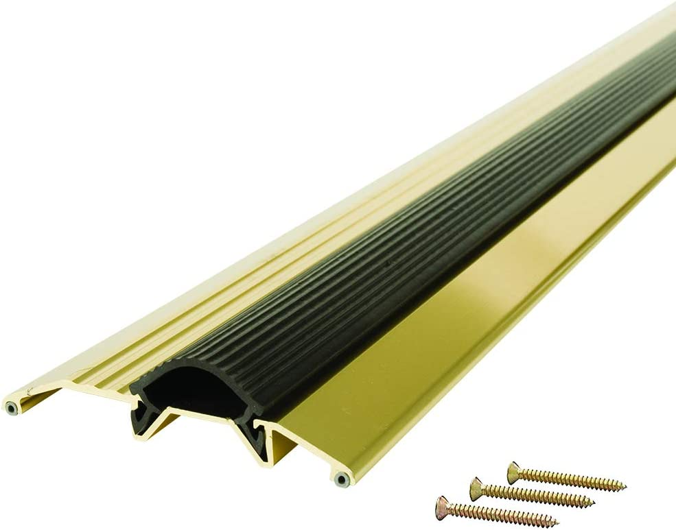 Our shop most popular M-D Building Products 9043 0 New life with Threshold Deluxe Low Vinyl