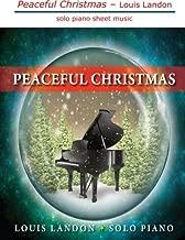 Peaceful Christmas - Solo Piano: Solo Piano Sheet Music
