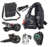 Mares Abyss 42 Regulator Scuba Diving Package