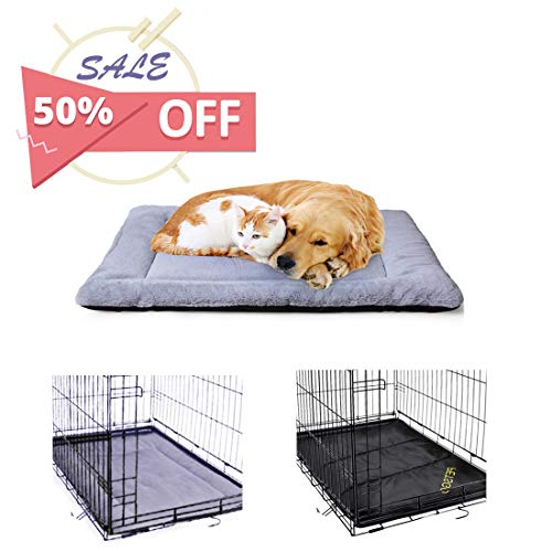Dog Pads in Crate