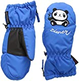 Ziener Baby LE ZOO MINIS glove Ski-handschuhe / Wintersport |warm, atmungsaktiv, blau (persian blue), 116