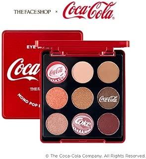 coke makeup the face shop