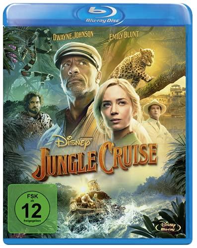Produktbild von Jungle Cruise [Blu-ray]