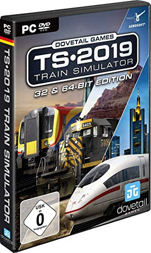 Trainsimulator 2019 - 64 Bit - [PC]