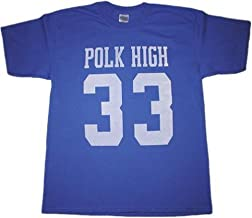 Married with Children Al Bundy Polk High T-Shirt Blue