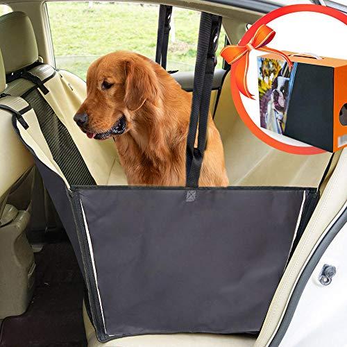 Ghongrm Patas de Perro Amarillo Funda de Coche Perros para Perros Funda para Perros