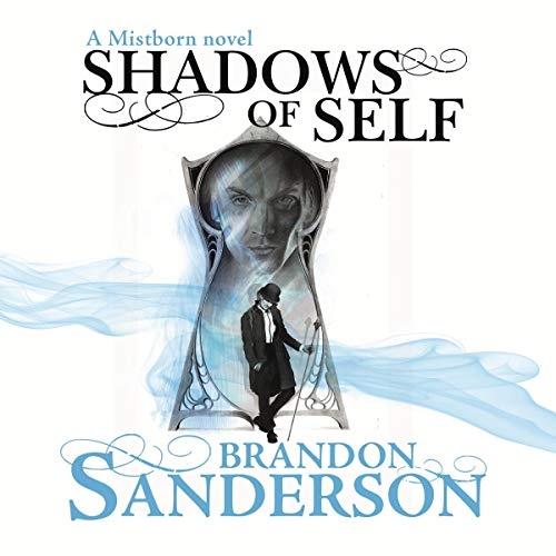 Shadows of Self     A Mistborn Novel              By:                                                                                                                                 Brandon Sanderson                               Narrated by:                                                                                                                                 Michael Kramer                      Length: 12 hrs and 57 mins     1,510 ratings     Overall 4.7