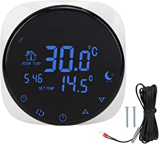 Household Supplies WiFi Programmable Thermostat NTC Probe Sensor Stable Performance for Electric Floor Heating for Phone
