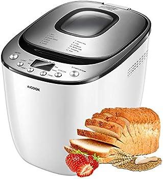 AICOOK 2LB Automatic Bread Machine