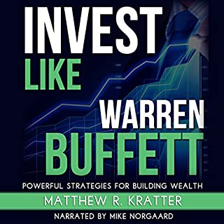 Invest Like Warren Buffett audiobook cover art