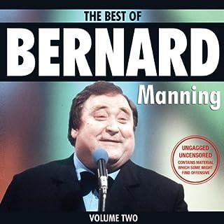 Bernard Manning: Best of, Volume 2 cover art