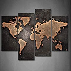 1.Size:12x26Inchx2Panel,12x35Inchx2Panel 2.Feature:More than kinds of wall art to Meet your needs in my shop 3.Giclee artwork,print on the premium artist canvas.Gallery wrapped and stretched with wooden frame on the back.Each panel has a black hook a...