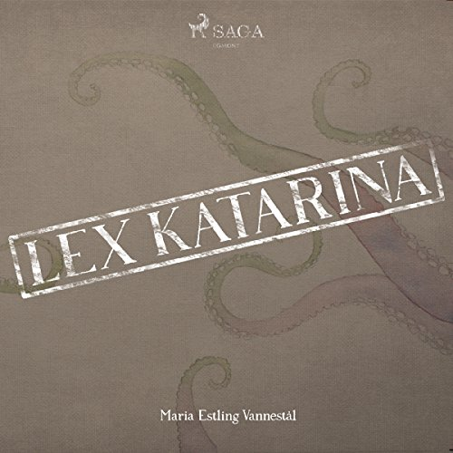 Lex Katarina audiobook cover art