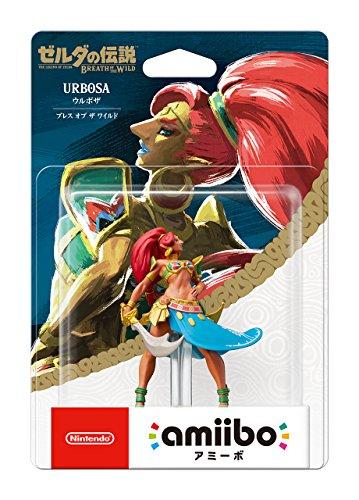 Urbosa Amiibo - 2