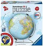 Ravensburger-00.011.159 Globo en Idioma alemán, Color 1. (00.011.159)