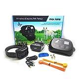 Mockins Wireless Training Electric Pet Fence The Wireless Dog Fence...