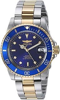 Invicta 8928- Colección Pro Diver Dos tonos de acero inoxidable Reloj Automático.