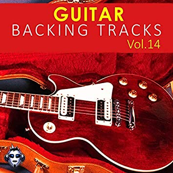 Guitar Backing Tracks, Vol. 14 (Rock Version)