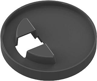 CUCUDAI Audio Stand Holder Bracket Compatible for Echo Show 10/Speaker Shelf Storage Holder Accessories Organizer-Black
