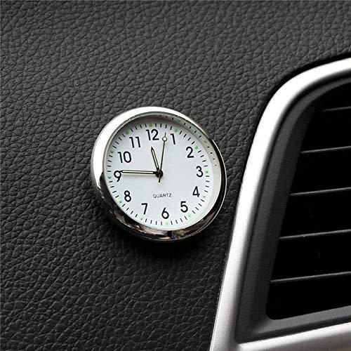 DBSCD Regalos Navidad,Reloj automotriz,Reloj automático,automóviles,decoración Interiores,Adornos para Relojes,Accesorios
