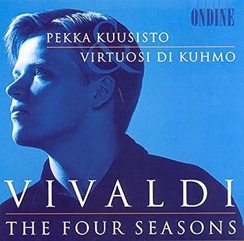 Vivaldi, A.: 4 Seasons (The) / Violin Concerto in A Minor