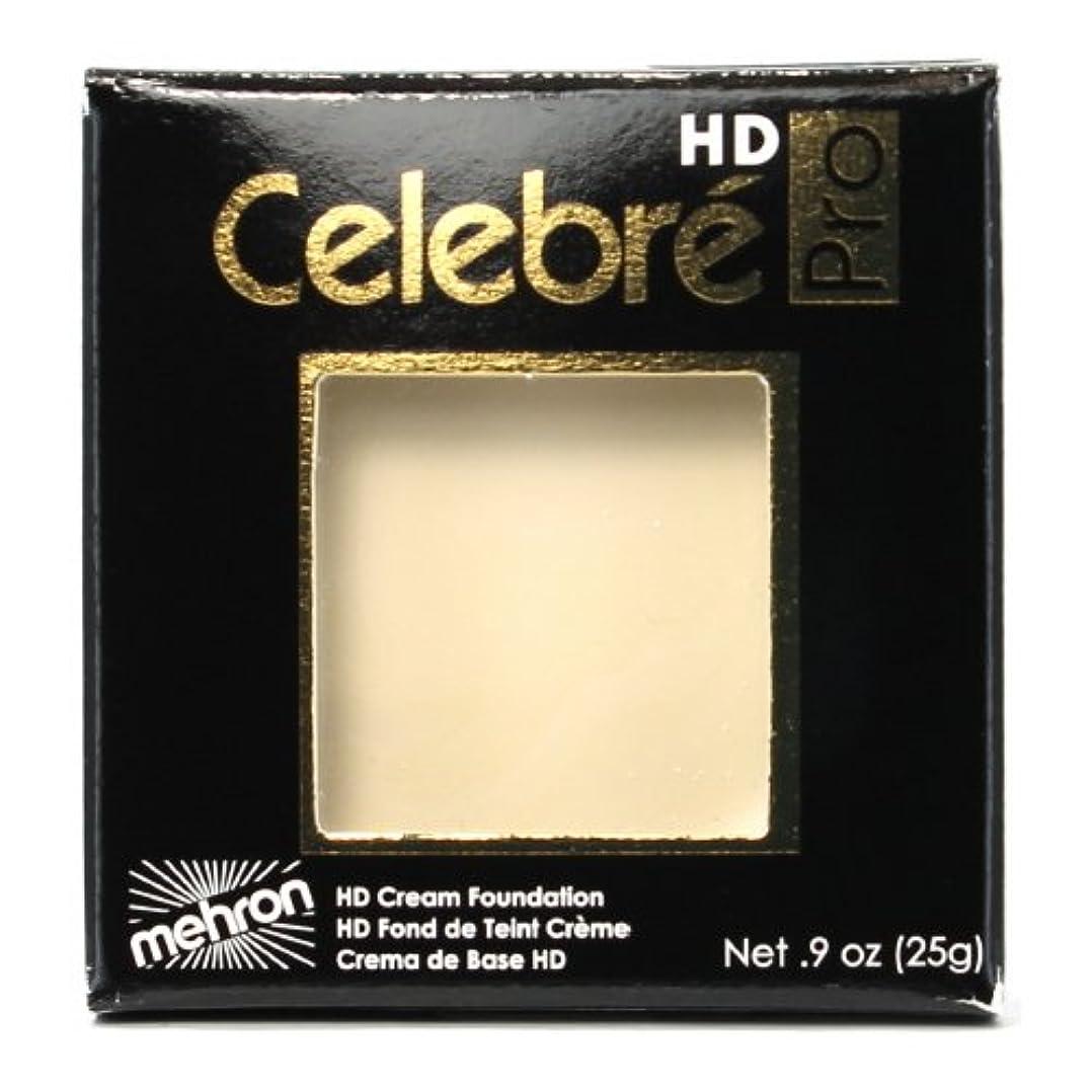 小売無条件水を飲む(3 Pack) mehron Celebre Pro HD Make-Up - Eurasia Ivory (並行輸入品)