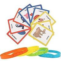 子供パズルゲームパズルゲーム子供カードゲームインタラクティブゲーム社会的能力子供インタラクティブおもちゃ親子を推測する