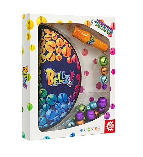 GAMEFACTORY 76155 - Bellz! Window Box multilingual,  2 - 4 Spieler