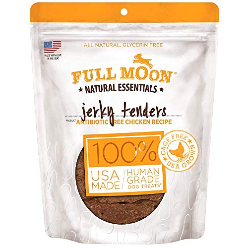 Full Moon Chicken Jerky Tenders Healthy All...