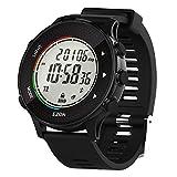 EZON Reloj Deportivo Digital con Monitor de frecuencia cardíaca Podómetro Contador de ca...