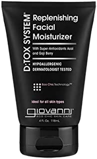 GIOVANNI D: Tox System Repleishinging Facial Moisturizer، Super Antioxients Acai