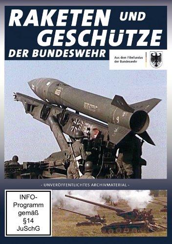 Raketen und Geschütze: Die Artillerie der Bundeswehr