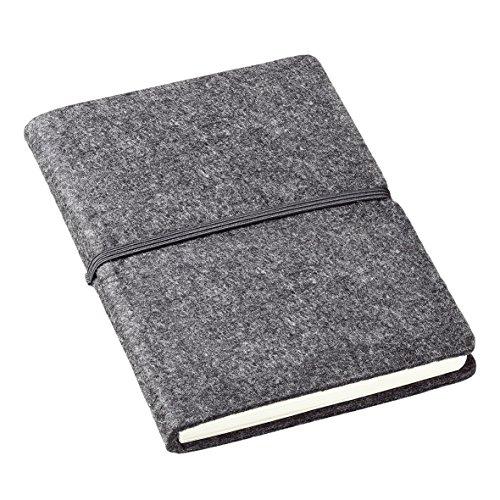 Notizbuch aus Filz DIN-A5