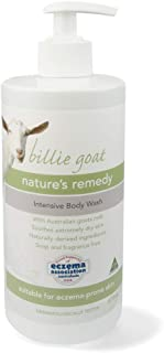 Billie Goat Nature's Remedy Intensive Body Wash 475 ml, 475 ml