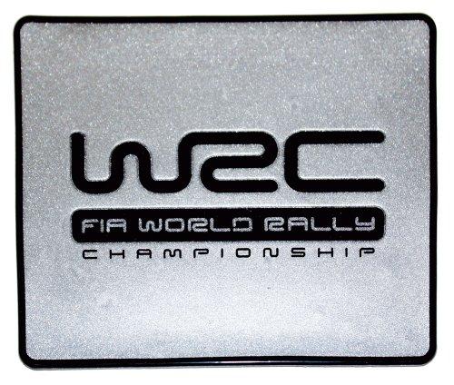 WRC 007389 - Alfombra Antideslizante para Maletero (15 x 13 cm), Color Plateado