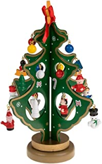 Clever Creations Wooden Christmas (04-Small Christmas Tree)