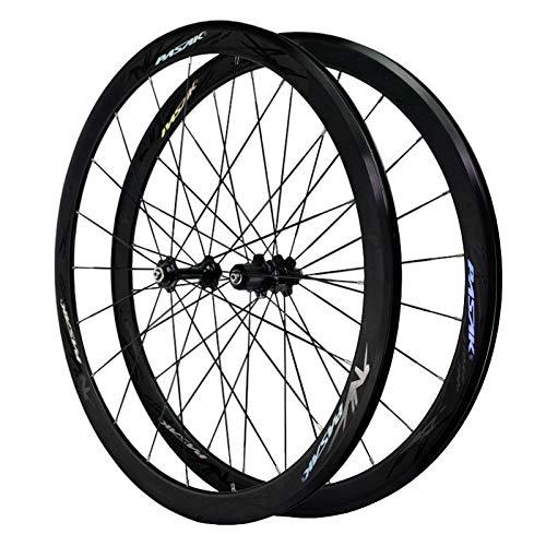 ZPPZYE Ruedas de Bicicleta Freno En V 700C Aleación de Aluminio Ruedas...
