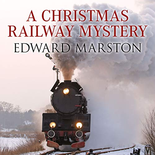 A Christmas Railway Mystery cover art