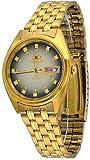 Orient FAB00001P Men's 3 Star Standard Gold...