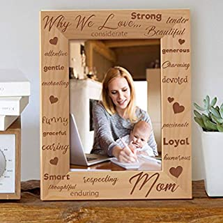 Best mom engraved picture frame Reviews