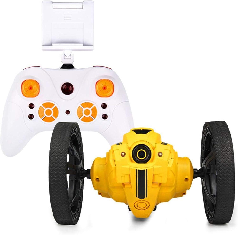 Etanby Ferngesteuerter Prellen Auto mit WIFI-Kamera,Rc Auto Kinderspielzeug mit Wiederaufladbare Li-ion-Akku 2,4GHz 20 Minuten Spielzeit für Kinder Jungen Mdchen,mit Licht und Musik