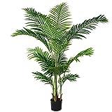 Lvydec 5.2ft Artificial Areca Palm...