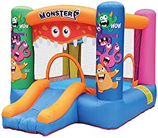 AirMyFun Inflatable Bounce House,Bouncy Castle with Air Blower,Bouncy House for Kids Party,Play House,Jumping Castle with ...