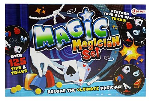 goocheldoos Magic Magician 125 trucs