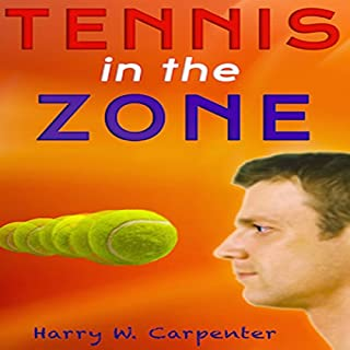 Tennis in the Zone cover art
