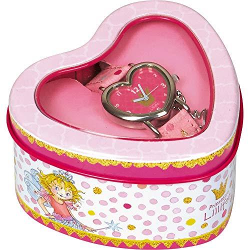 Die Spiegelburg 15169 Armbanduhr Prinzessin Lillifee (in Herzform)