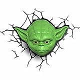 3D Light FX スターウォーズLED壁照明 3D装飾 816733020570