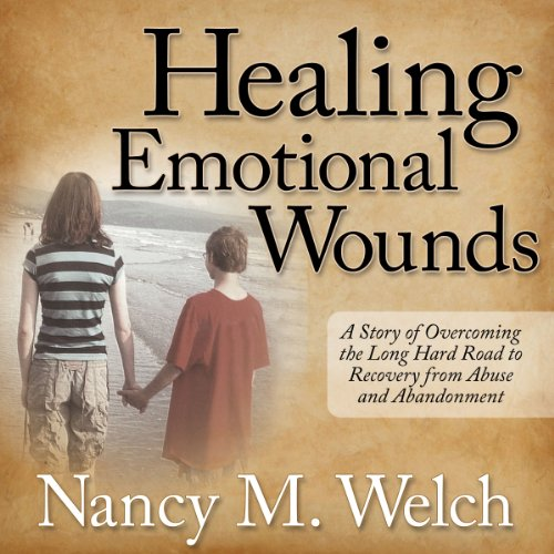Healing Emotional Wounds cover art