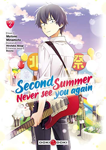 Second summer, never see you again Edition simple Tome 2