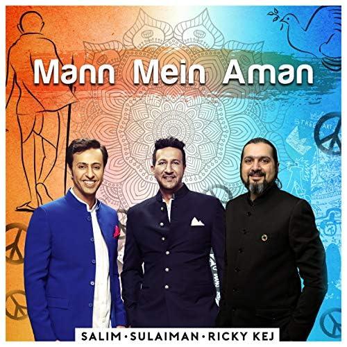 Salim-Sulaiman, Ricky Kej & Salim Merchant